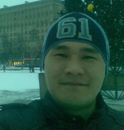 Arstanbek Mamajunusov, 9 ноября 1986, Канск, id219175328