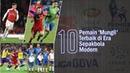 10 Pemain 'Mungil' Terbaik di Era Sepak Bola Modern