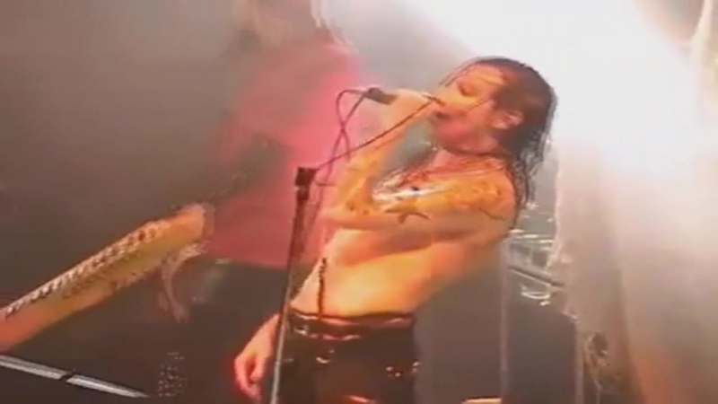 Marilyn Manson — Misery Machine (Live in Hollywood|29.09.1995)