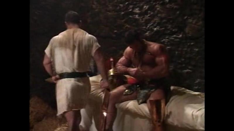 Gachimuchi Billy as a Gladiator Билли в роли гладиатора