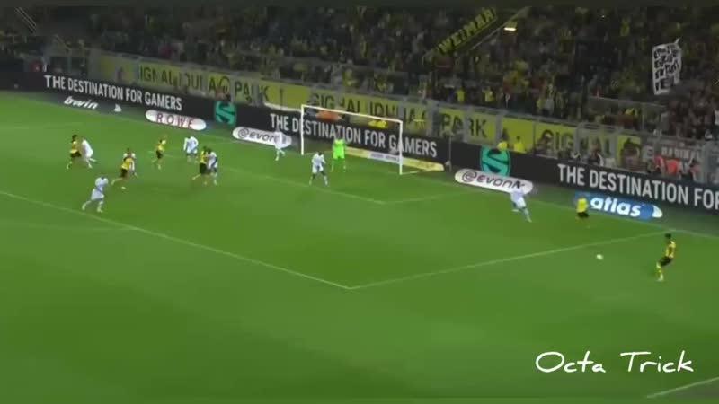 Как играет Пако Алькасер за Дортмундскую Боруссию.mp4