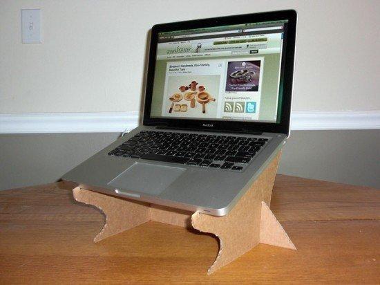 Подставка для ноутбука охлаждения своими руками фото