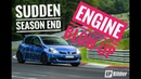 Nordschleife | Engine Blow-Up | Clio RS | no crash | HD