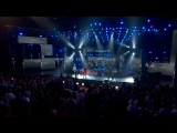 B.O.B, Keyshia Cole, Eminem - Airplanes Part 2 + Not Afraid  @ 2010 BET Awards 720p