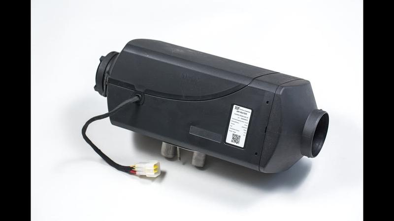 Автономный отопитель автомобильный THERMOTRANS 45D -автономка, воздушный фен, аналог вебасто, планар