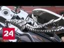 Грандиозный мотопарад и показательные заезды в Воронеже пройдет байкерский фестиваль Россия 24