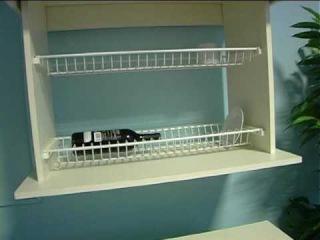 muebles con movimiento vertical. La cocina. INNOVACION.