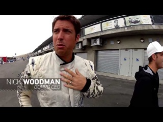 GoPro  CEO Nick Woodman at Laguna Seca 1080p