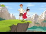 Хайди (полнометражный мультфильм) - 2004 - смотреть мультсериалы и мультфильмы онлайн на mult-karapuz.com