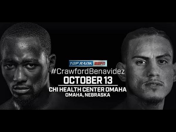 Fight Night Champion Теренс Кроуфорд - Хосе Бенавидес (Terence Crawford - Jose Benavidez Jr)