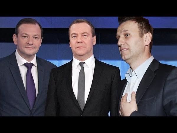 Медведев отливал в граните под присмотром Сергея Брилева