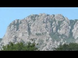 Долина Привидений, местность в Крыму, скопление скал причудливой формы на западном склоне южной гряды массива Демерджи.
