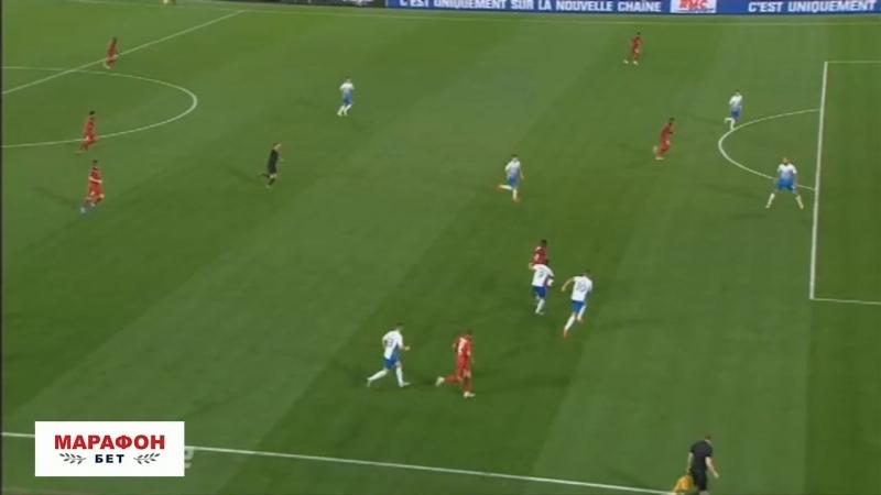 Бордо 1-0 Мариуполь | Пундже
