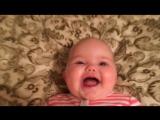 Смех ребенка заразителен...