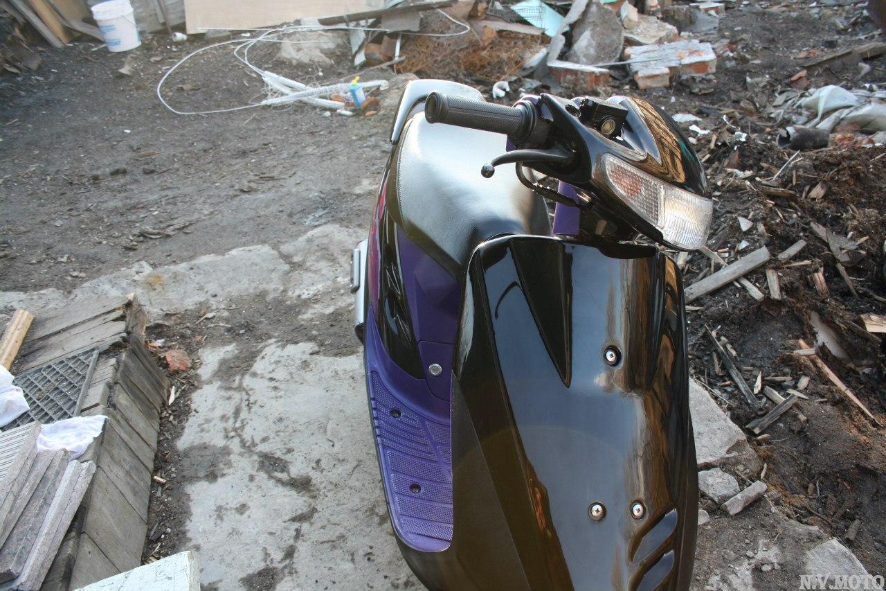 Honda Dio 28ZX Без пробега