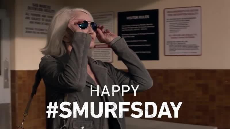 Animal Kingdom_ Every Day is Smurfs Day _ TNT