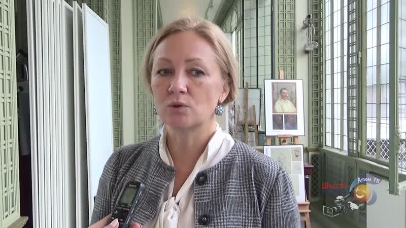 Интервью с Маргаритой Русецкой. Форум Россия-Франция. Париж, 25-26 октября 2018 года.