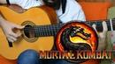 Mortal Kombat Fingerstyle Guitar Marcos Kaiser