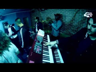 Rudimental - 'Feel The Love' (Capital FM Session)