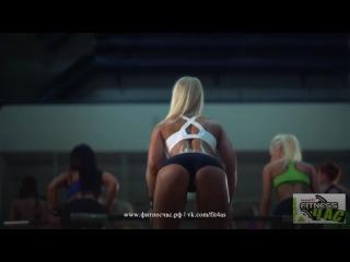 ФИТНЕС ЧАС - Bikini Model Fitness Girls