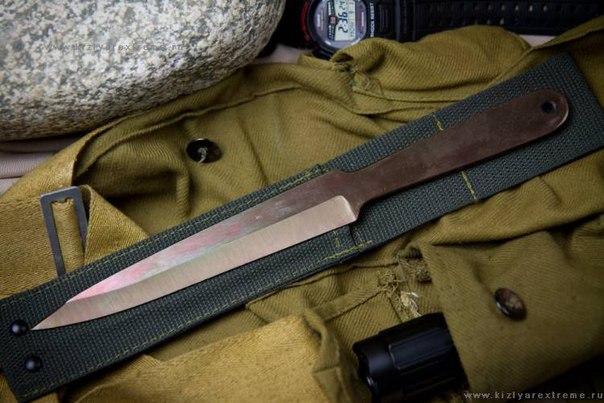Метание ножа в домашних условиях видео