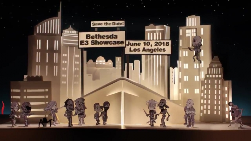June 10th is less than 2 months away and you can join us for all the fun. If you're going to be at E3 or just in Los Angeles, re