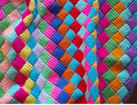 вязание крючком вязание энтерлак