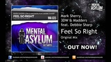 Mark Sherry &amp 3DW vs. Madders feat Debbie Sharp - Feel So Right (Original Mix) MA036 OUT NOW!