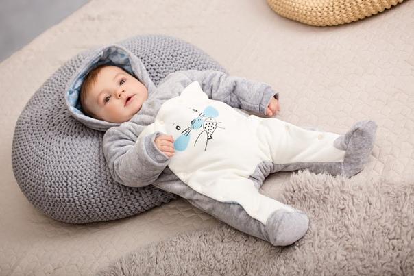 Новая утеплённая коллекция для малышей