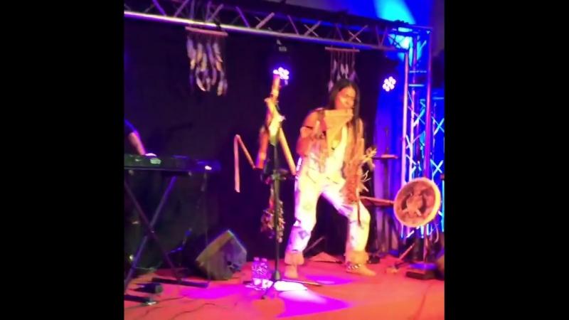 Лео Рохас в Аррас - Франция (видео-архив Сандры Бек)