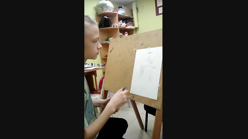 Ваня в Творческой мастерской на Ленина 162 а 44 75 09