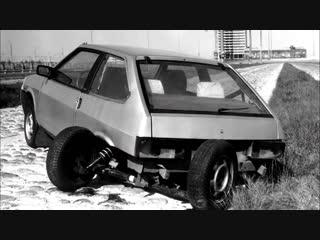 История «восьмёрки» ВАЗ-2108