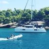 Парусная яхта Аурора