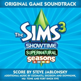 Steve Jablonsky альбом The Sims 3: Showtime, Supernatural and Seasons