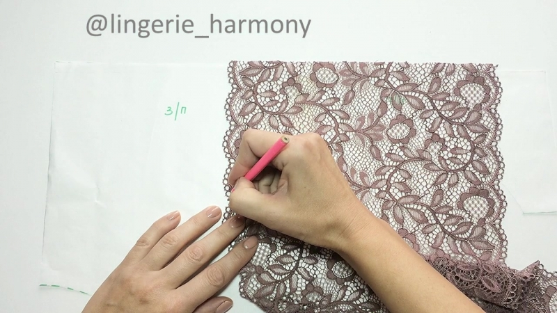 @lingerie_harmony Боковой Шов без Оверлока