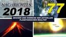 ALCYON PLEYADEN 77 NACHRICHTEN 2018 USA Iran Sanktionen Verarbeitete Lebensmittel Brände