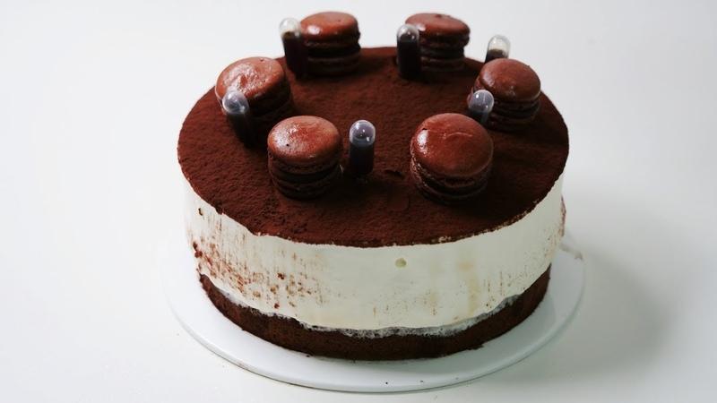 티라미수 케이크 만들기 Tiramisu Cake Recipe | 한세