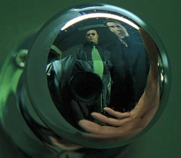 Фото подборка. По ту сторону кинокамеры или из истории спецэффектов.