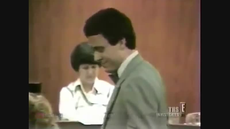 Ted Bundy proposes marriage to Carole Ann Boone