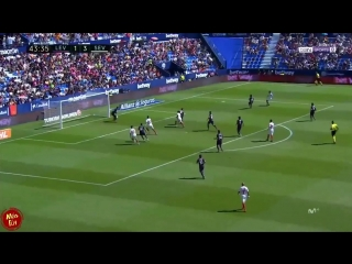 Леванте vs Севилья. 2_6 Полный обзор матча (23.09.2018 HD)