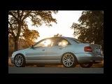 SINLESS SILENCE  Audi S4 B5  2.7T Quattro