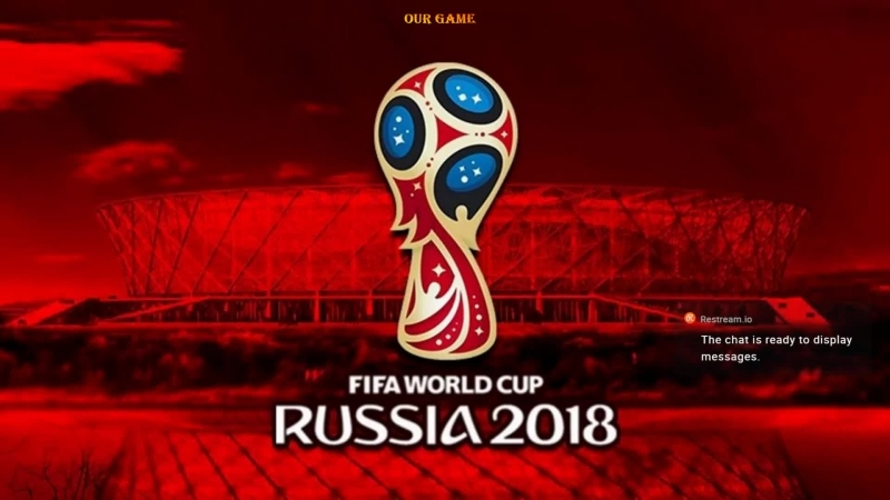 FIFA 2018. World Cup 2018. Russia 3.