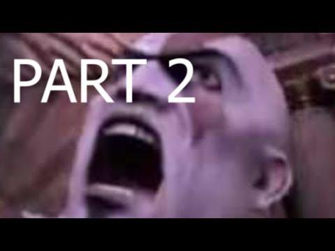 Kratos Yelling People's Names Supercut Part 2