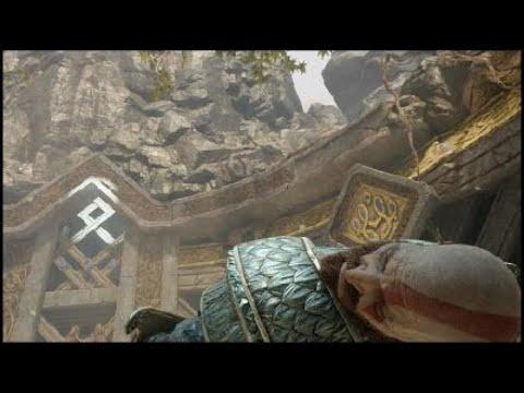 God of War 4 - Вальгалла (неудачные дубли)