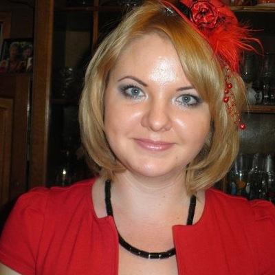 Анастасия Танцзос, Москва, id1403200