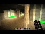 Minecraft. Локация агропром и подземелье агропрома.