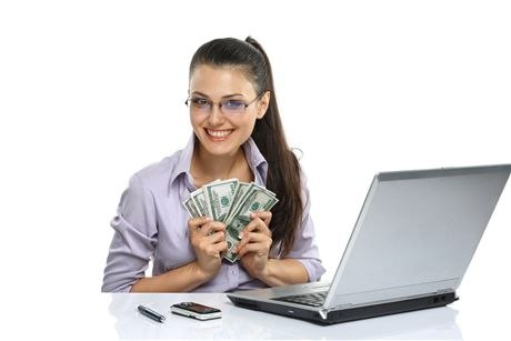 как заработать в интернете 100 рублей в день на webmoney