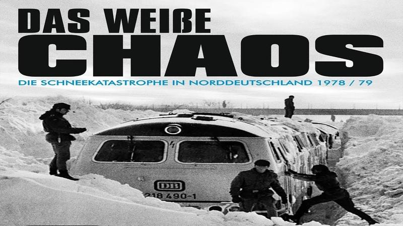Das weisse Chaos Die Schneekatastrophe in Norddeutschland