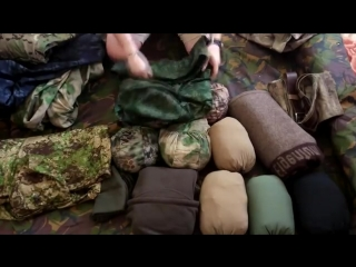 Одежда для походов и охоты в межсезонье. Мой вариант + бонус.
