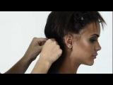 Бесшовное наращивание волос. Инструкция по наращиванию волос Simply. (на английском)